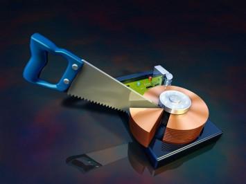 Создание логического диска